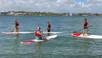 Stand Up Paddle Rentals Miami