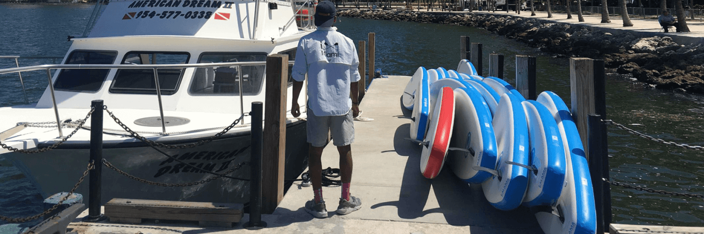 Kayaks & Paddle Board Delivery Service Miami