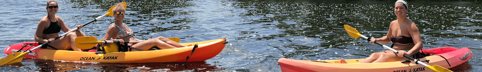 Chapman Field Park Kayak and Paddleboard Rentals