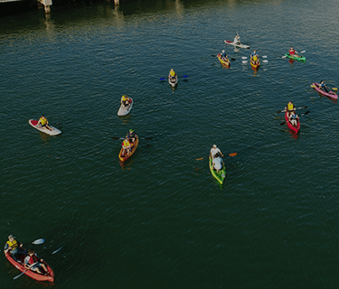 Kayak and Stand Up Paddle Rentals Miami